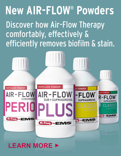 Air-Flow Powders
