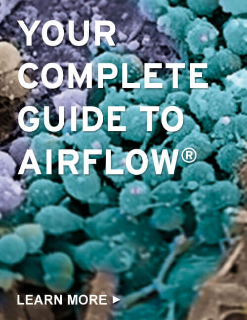 Airflow guide