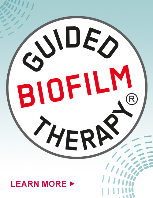 Guided Biofilm Therapy by Hu-Friedy