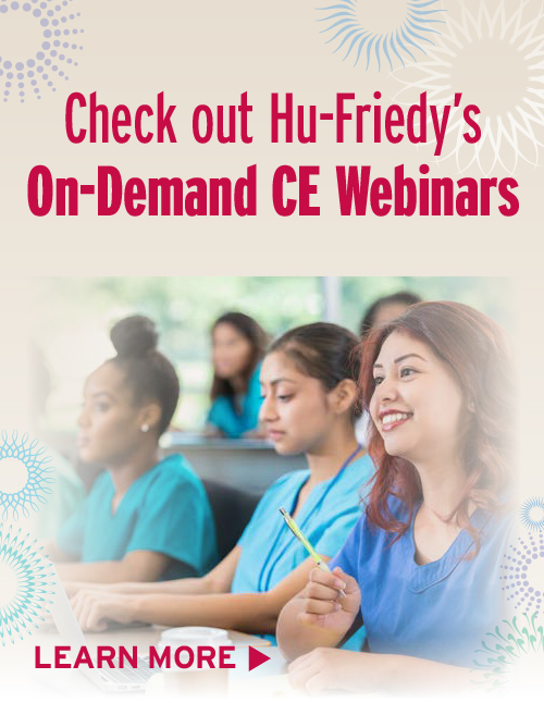 CE On-Demand Webinars