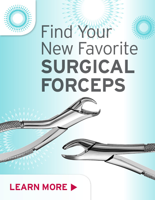 Hu-Friedy Surgical Forceps