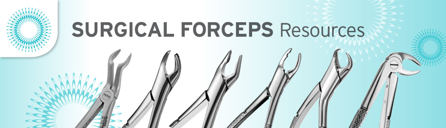 Surgical forceps resources