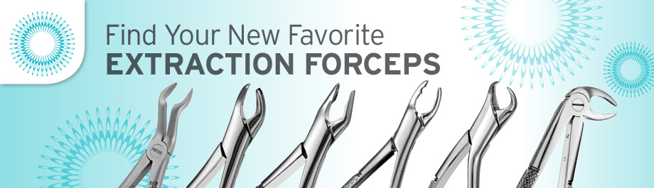 Surgical Extraction Forceps