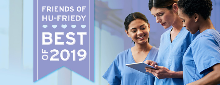 Being Friends: The Best from our Hygiene Community in 2019