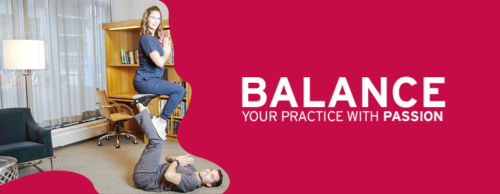 Balance Your Practice with Passions
