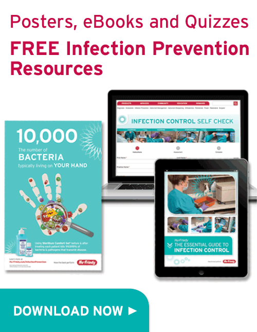 Free infection prevention resources