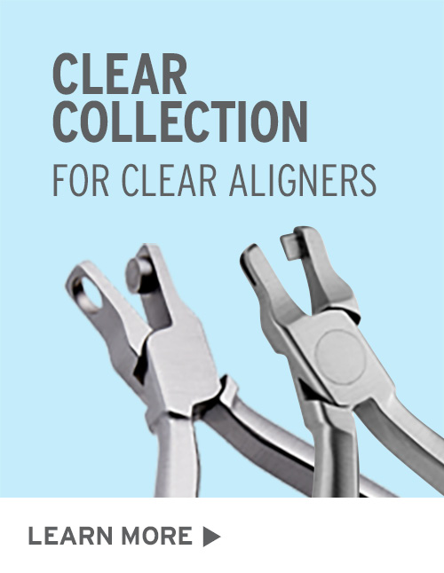 Clear Colletion for Aligners