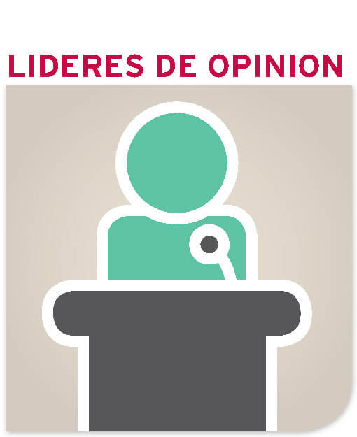 HLA Lideres de Opinion