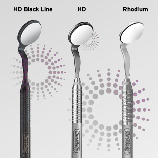 dental mirror comparison