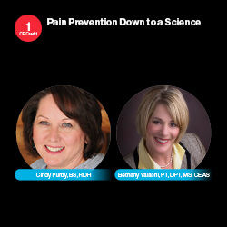 Pain Prevention Down to a Science